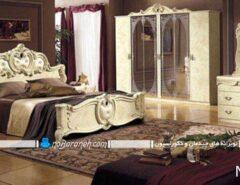 اتاق خواب لوکس مجلل