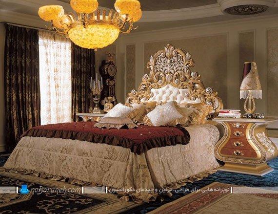 دکوراسیون سلطنتی اتاق عروس