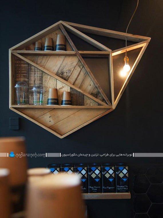 قفسه بندی و شلف بندی در دکوراسیون آشپزخانه