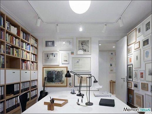 طراحی و تزیین دکوراسیون ساده در خانه آپارتمانی