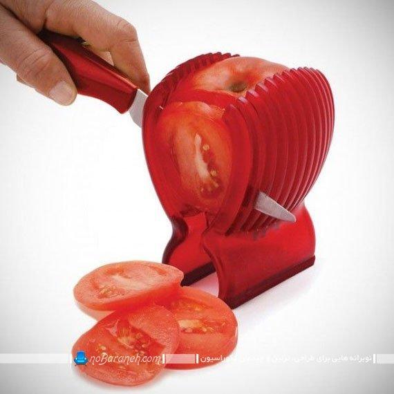 خلال کن گوجه فرنگی