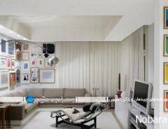 دکوراسیون-داخلی-آپارتمان