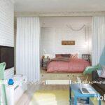 دیزاین و تزیین آپارتمان
