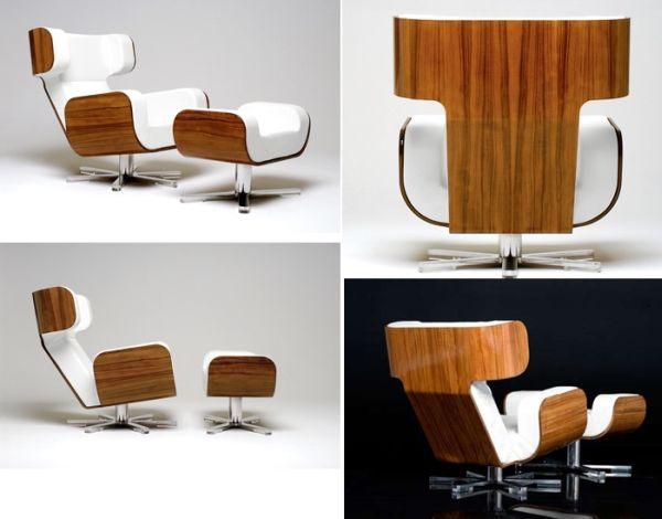 صندلی راحتی تک نفره مدرن