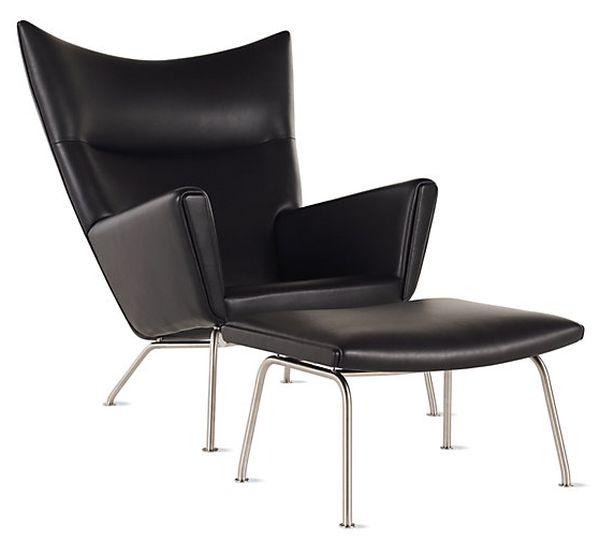 صندلی راحتی دو تکه و چرمی