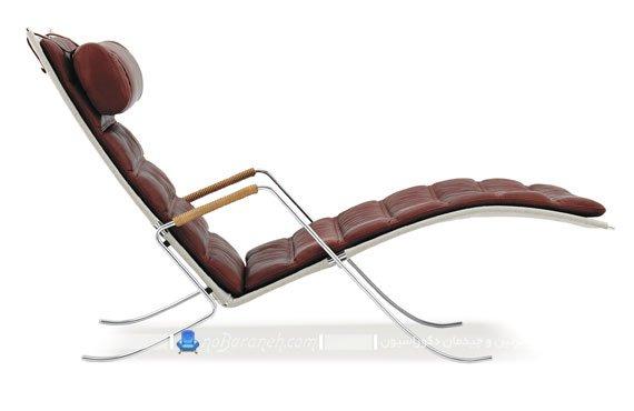 صندلی راحتی شیبدار