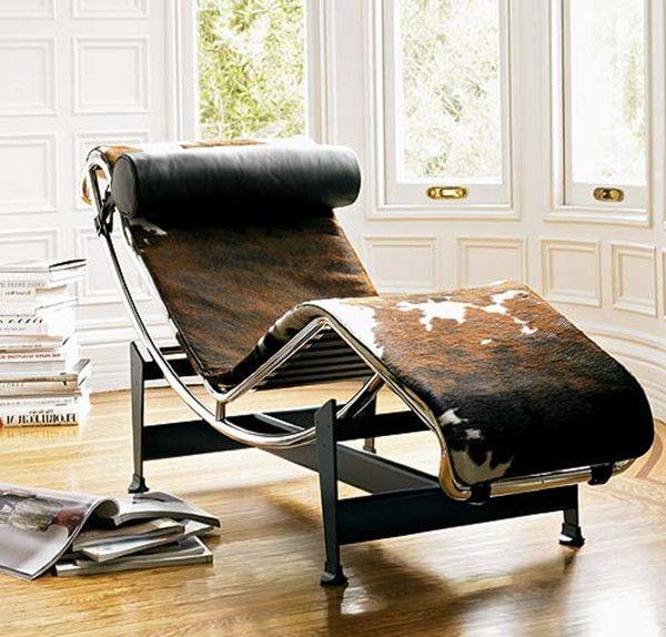 صندلی راحتی مدرن و تک نفره چرمی