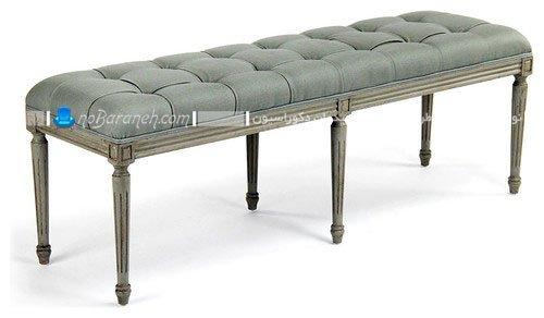 صندلی نشیمن کلاسیک برای اتاق خواب