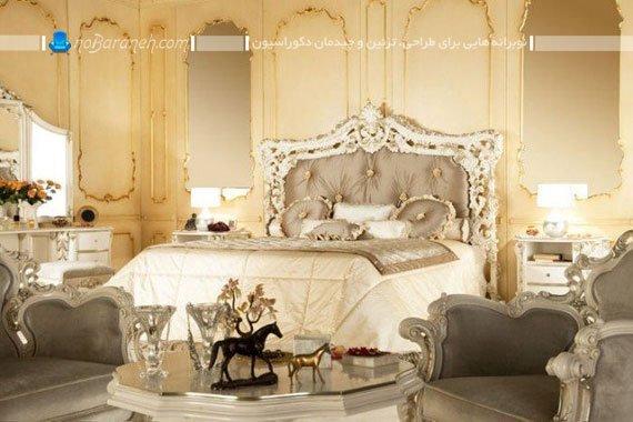 سرویس خواب سلطنتی عروس طلایی