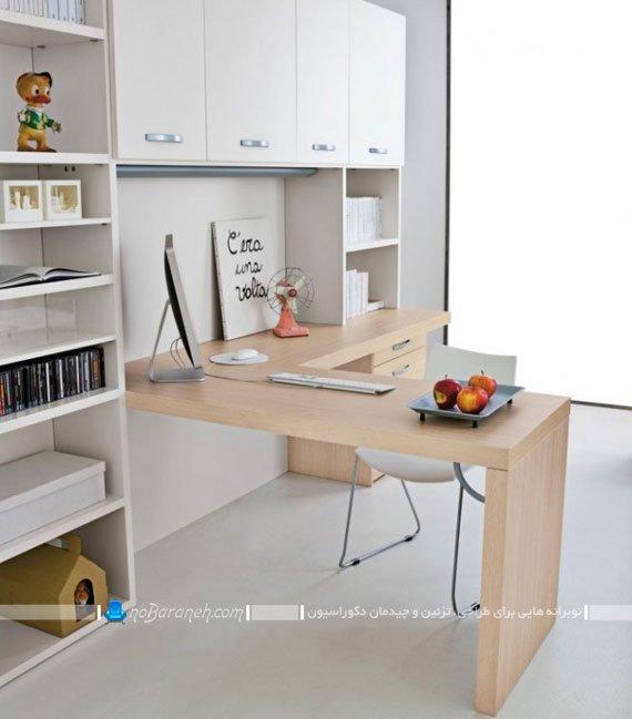 میز تحریر و کامپیوتر اتاق نوجوانان با مدل های جدید