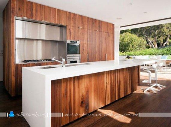 مدل های متنوع کابینت mdf آشپزخانه