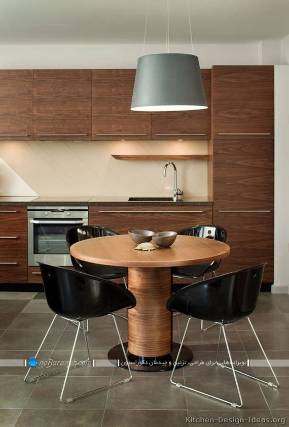 کابینت ام دی اف آشپزخانه با طرح و مدل های جدید