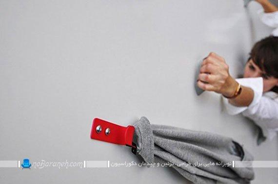 مدل های جدید و مدرن رخت آویز دیواری