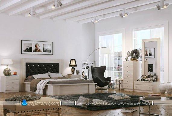 تزیین اتاق عروس و داماد با تابلو دیواری