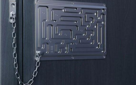 درب ورودی ضد سرقت