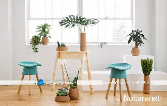 صندلی جدید تک نفره + عکس