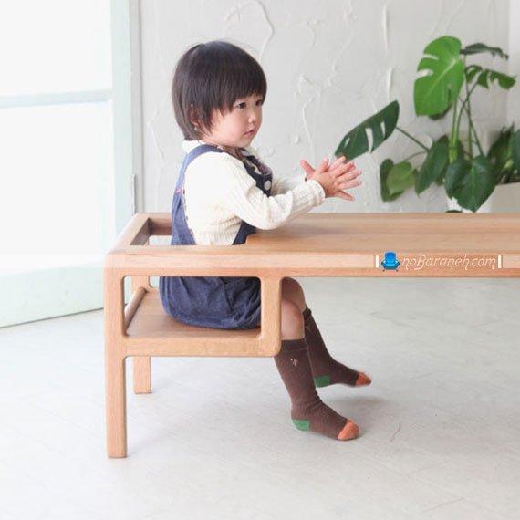 میز تحریر کودک خردسال