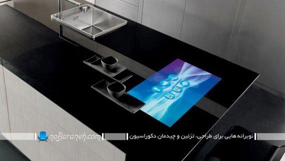 ابزار هوشمند و دیجیتالی برای آشپزخانه