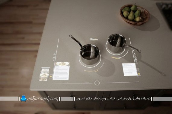 میز اپن هوشمند و دیجیتالی
