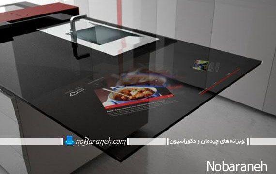 کابینت شیک آشپزخانه + عکس
