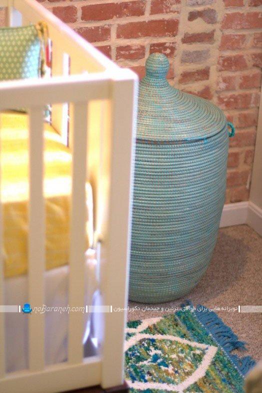 تزیین سنتی اتاق کودک نوزاد