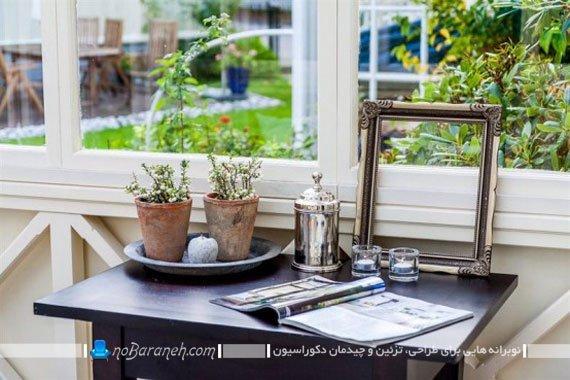 ساخت کلبه شیشه ای در حیاط منزل