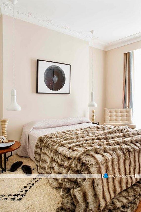 اتاق خواب عروس با دیزاین کلاسیک و معاصر
