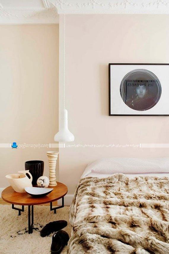 تزیینات معاصر و کلاسیک برای اتاق خواب