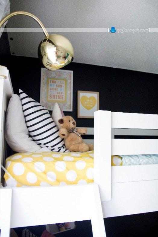 تزیینات سرویس خواب اتاق کودک