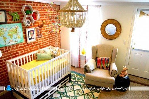 سیسمونی اتاق نوزاد