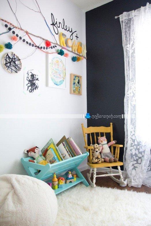 مدل مبلمان اتاق کودکان و بچه ها ، تزیینات دکوراسیون اتاق کودک