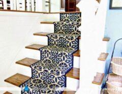 تزیین پله های خانه و منزل