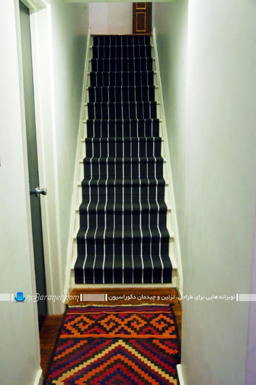 فرش و موکت راه پله