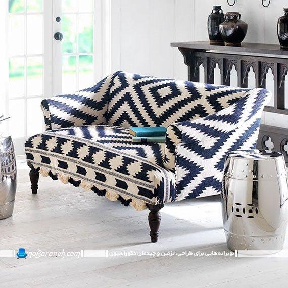 مدل کاناپه دو نفره کلاسیک