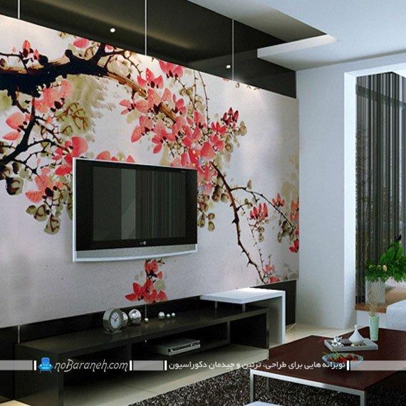 تزیین دیوارهای اتاق پذیرایی با پوستر کومار