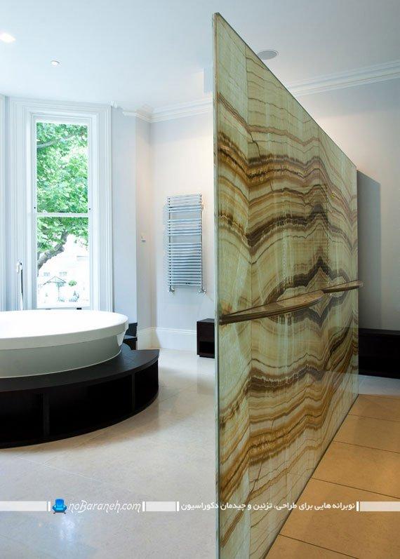 مدلهای پارتیشن دکوراتیو چوبی و شیشه ای برای منزل نوبرانه