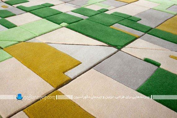 مدل های پوشش کف خانه با موکت
