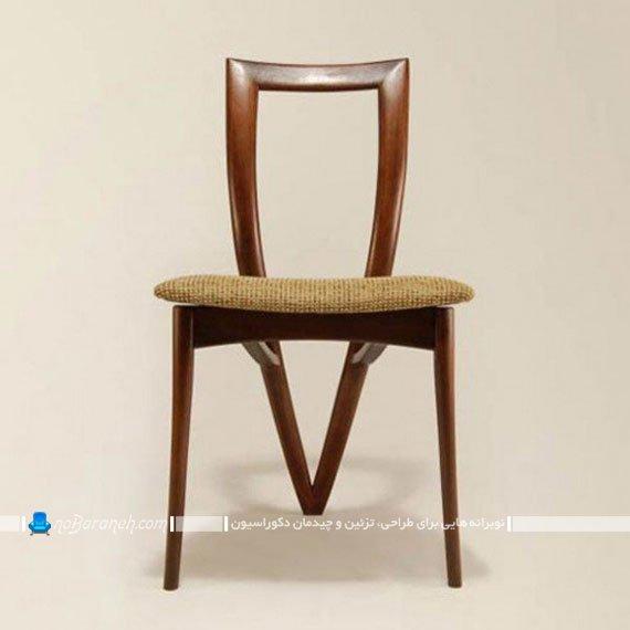 صندلی ناهارخوری سه پایه