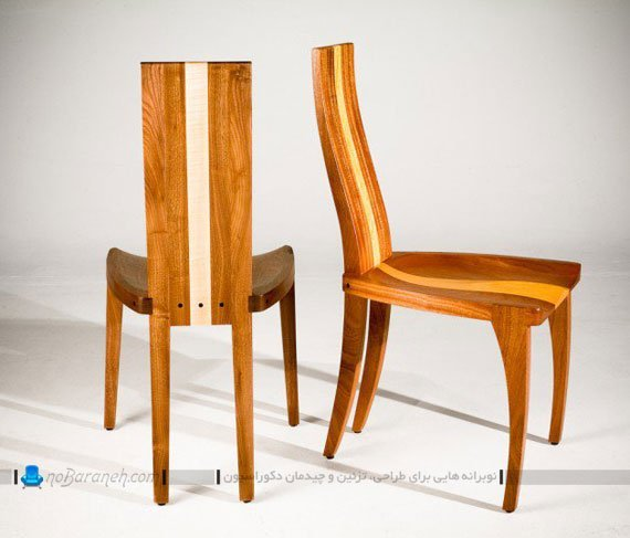 صندلی ناهارخوری تمام چوب