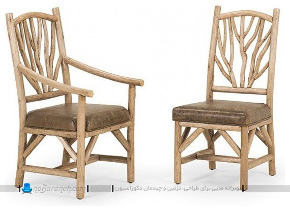 مدل های جدید صندلی ناهارخوری