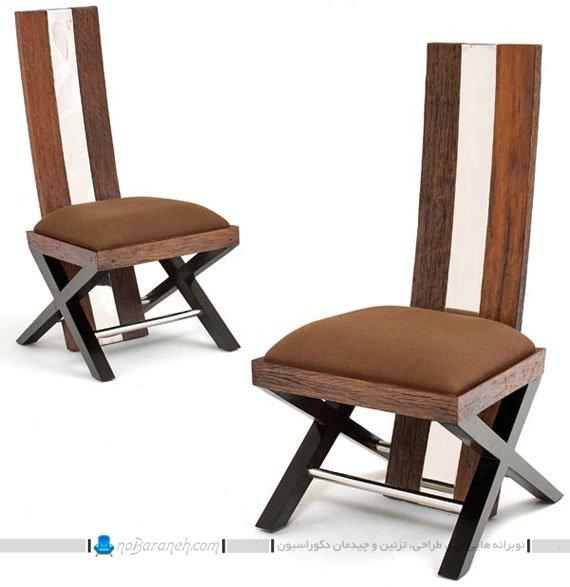 صندلی ناهارخوری با ارتفاع کم