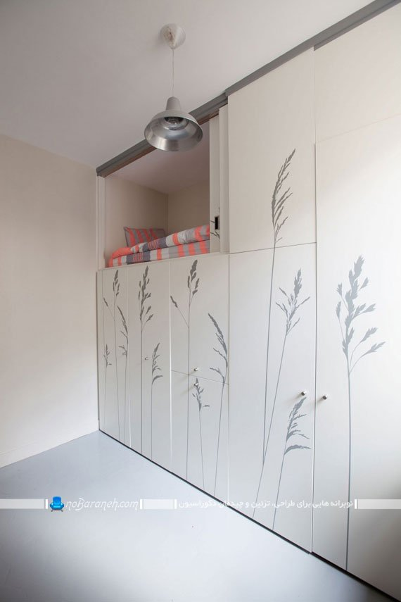 طراحی دکوراسیون اتاق کوچک