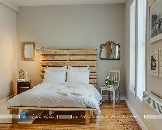 سرویس خواب عروس با طراحی ساده