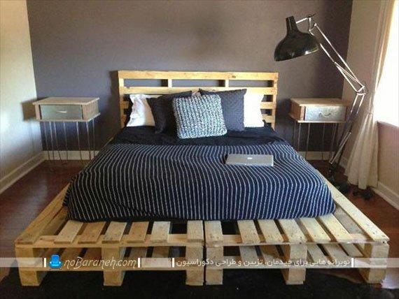 ایده های ساخت تخت خواب