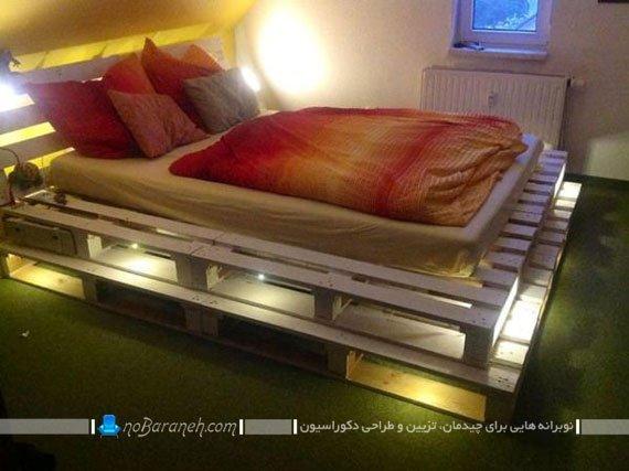 نورپردازی سرویس خواب