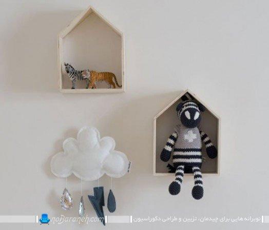 تزئینات دیواری اتاق کودک