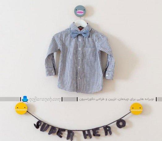 ایده تزئینی برای اتاق بچه ها