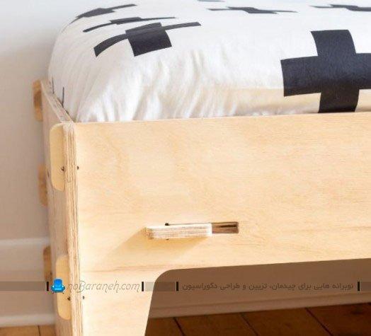 طراحی تخت خواب کودک پسر