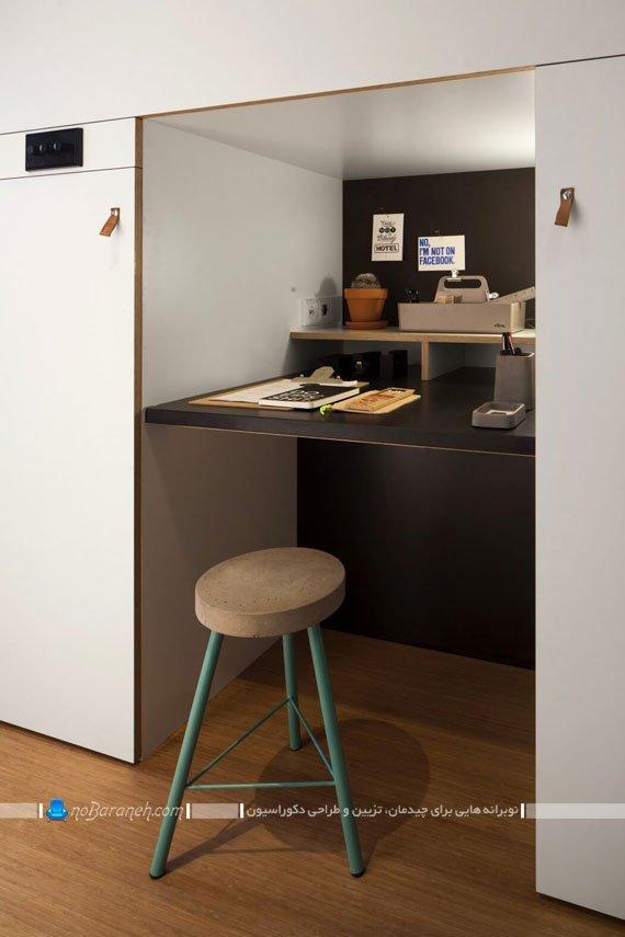 ایجاد فضاهای مفید در راهرو خانه