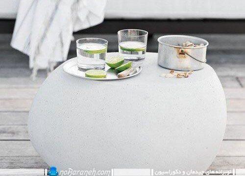 میز جلو مبلی تزیینی